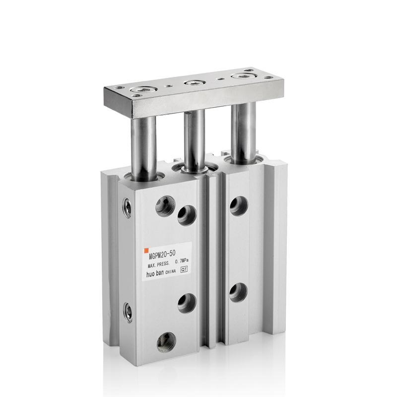 HMGP薄型导杆气缸系列