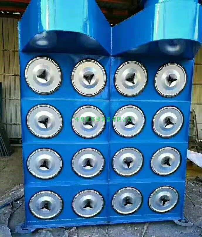 斜插式滤筒除尘器