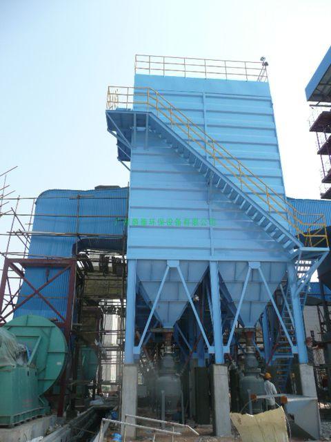 40T生物质锅炉除尘