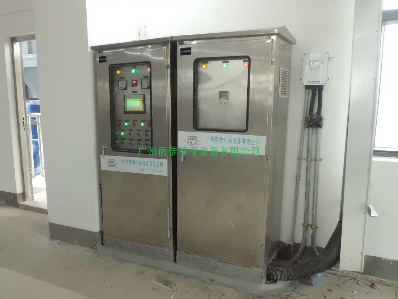PLC控制柜及变频控制柜