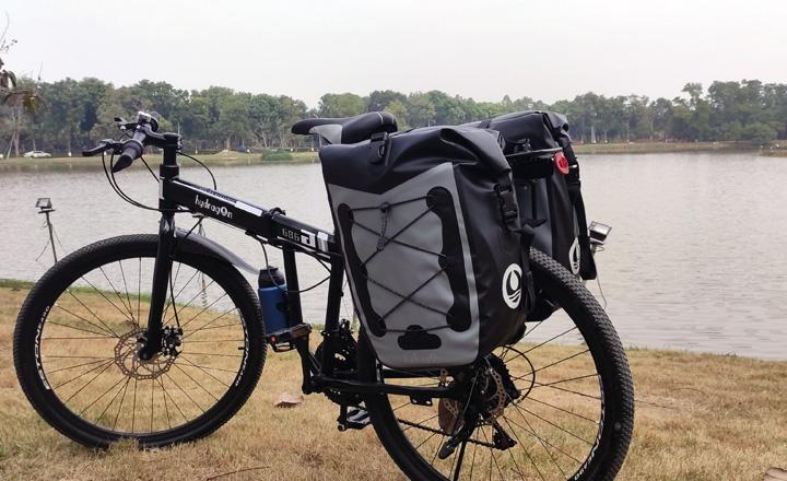 龙爪2代自行车包驮包海泽龙防...
