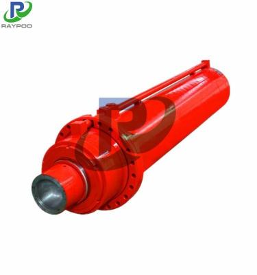 Non-standard large press hydraulic cylinder