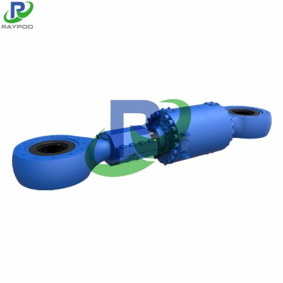 Cement factory vertical mill loading hydraulic cylinder