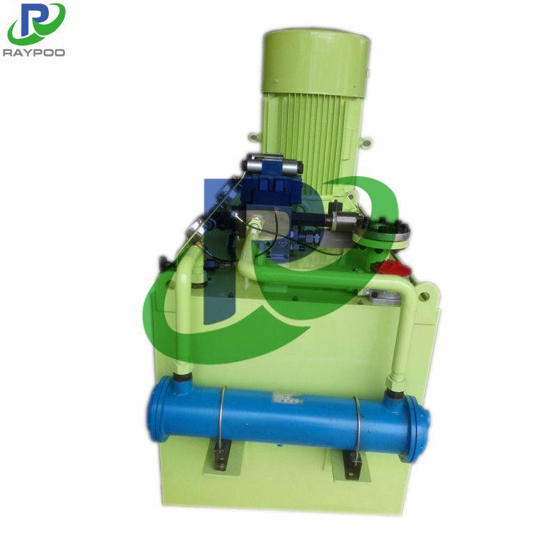 200 ton press hydraulic system