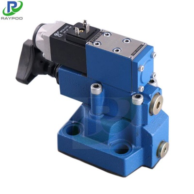 DA 、DAW Series unloading relief valve、solenoid hydraulic unloading relief valve