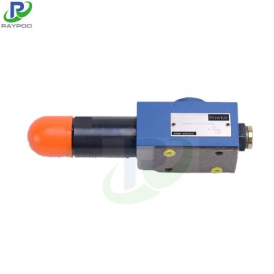 DR6DP Series direct acting pressure reducing valve