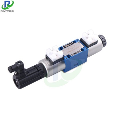 4WRE Proportional directional valve with position feedback.