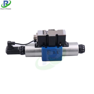 4WREE With position feedback amplifier proportional directional valve