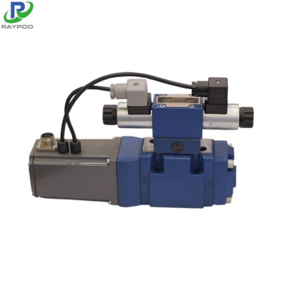 4WRKE With position feedback electrohydraulic proportional directional valve