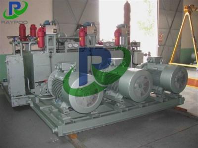 Forging machine hydraulic system