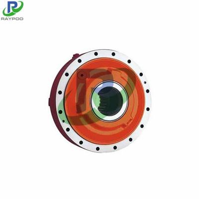 CA High torque plunger motor