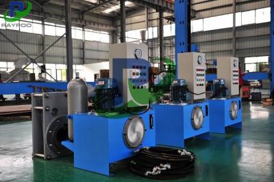 Straightening Machine Hydraulic System