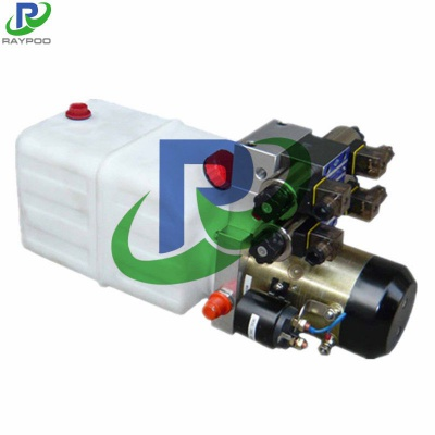 Various small hydraulic power units