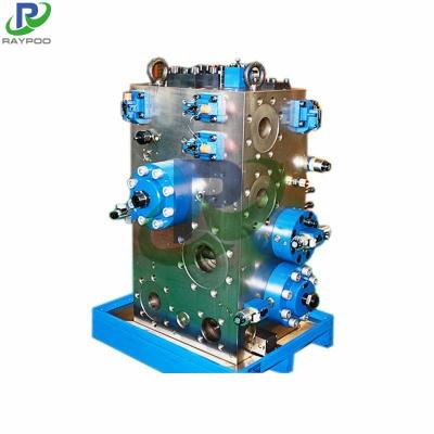Metallurgical equipment control valve