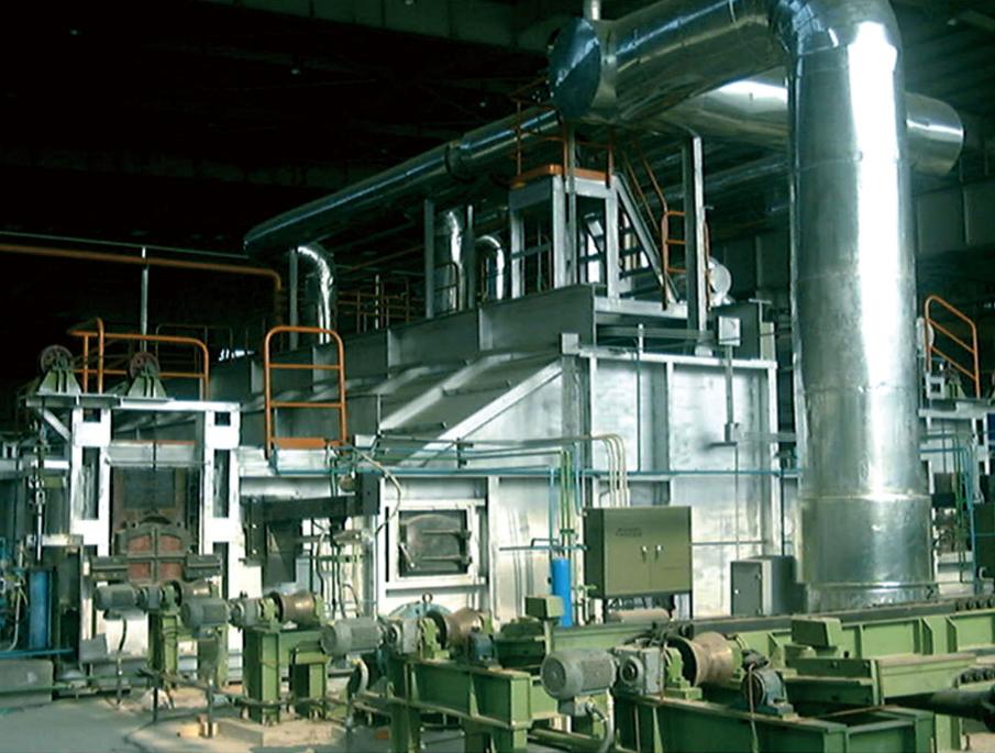 天津钢管公司(大无缝)回火炉