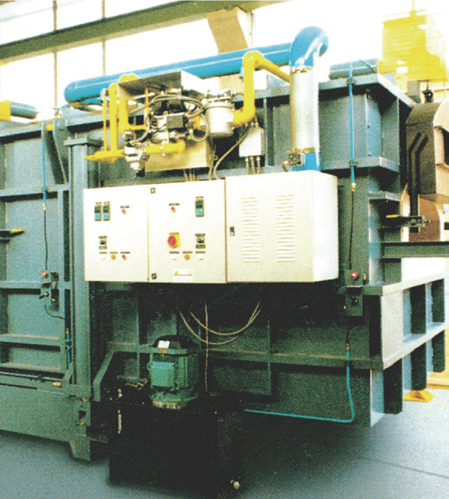熔炼保温炉
