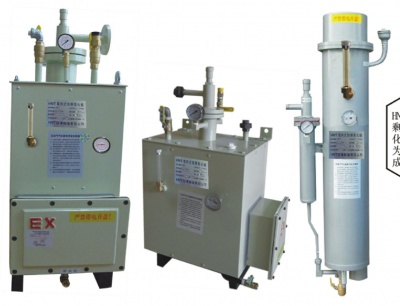 KNT防爆型电热式气化炉
