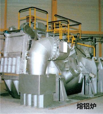 直接加热式燃烧系统与熔炼炉的应用