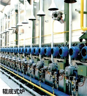 直接加热式燃烧系统与干燥炉/加热炉的应用