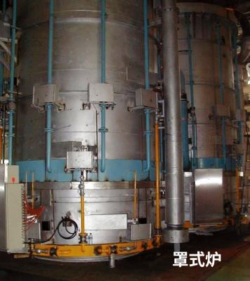 直接预热式燃嘴和间接加热式燃烧系统与淬火炉的应用