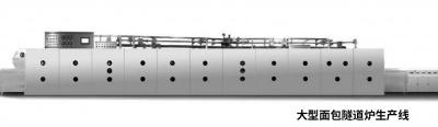 意大利MADAS空/燃比例调节系统应用于饼干、面包炉生产线