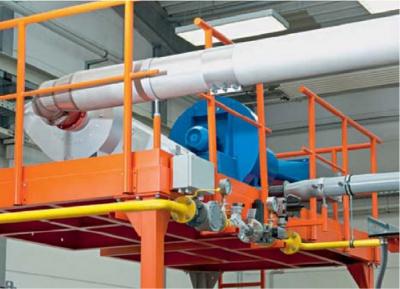 热镀锌行业燃烧器及控制系统