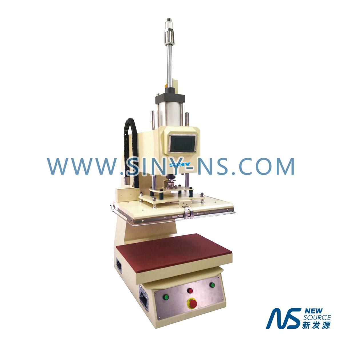 平面热压机-SLC-600