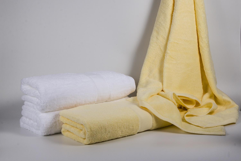 特价现货五星级酒店毛巾白色米黄色各2浴巾四件套
