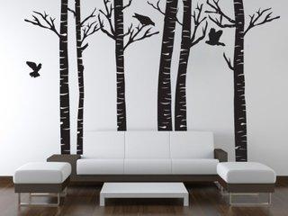 看墙绘艺术如何更新人们的装修理念!