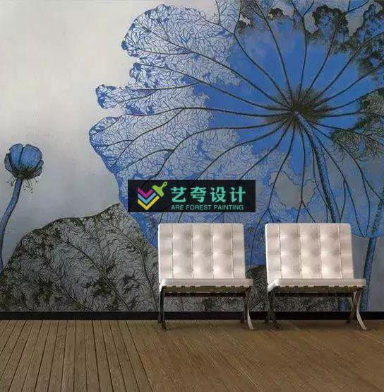 墙体彩绘艺术的流行史