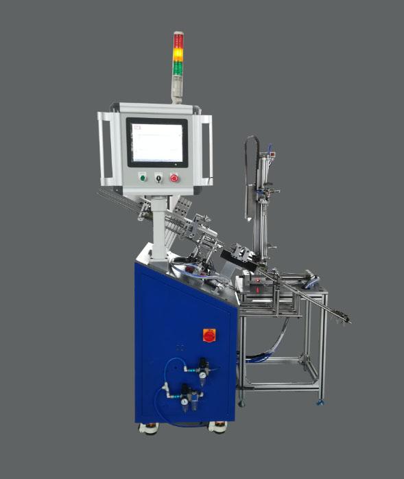發動機氣門桿徑全自動數字檢測機