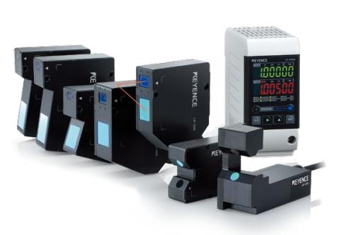 CCD 激光位移傳感器