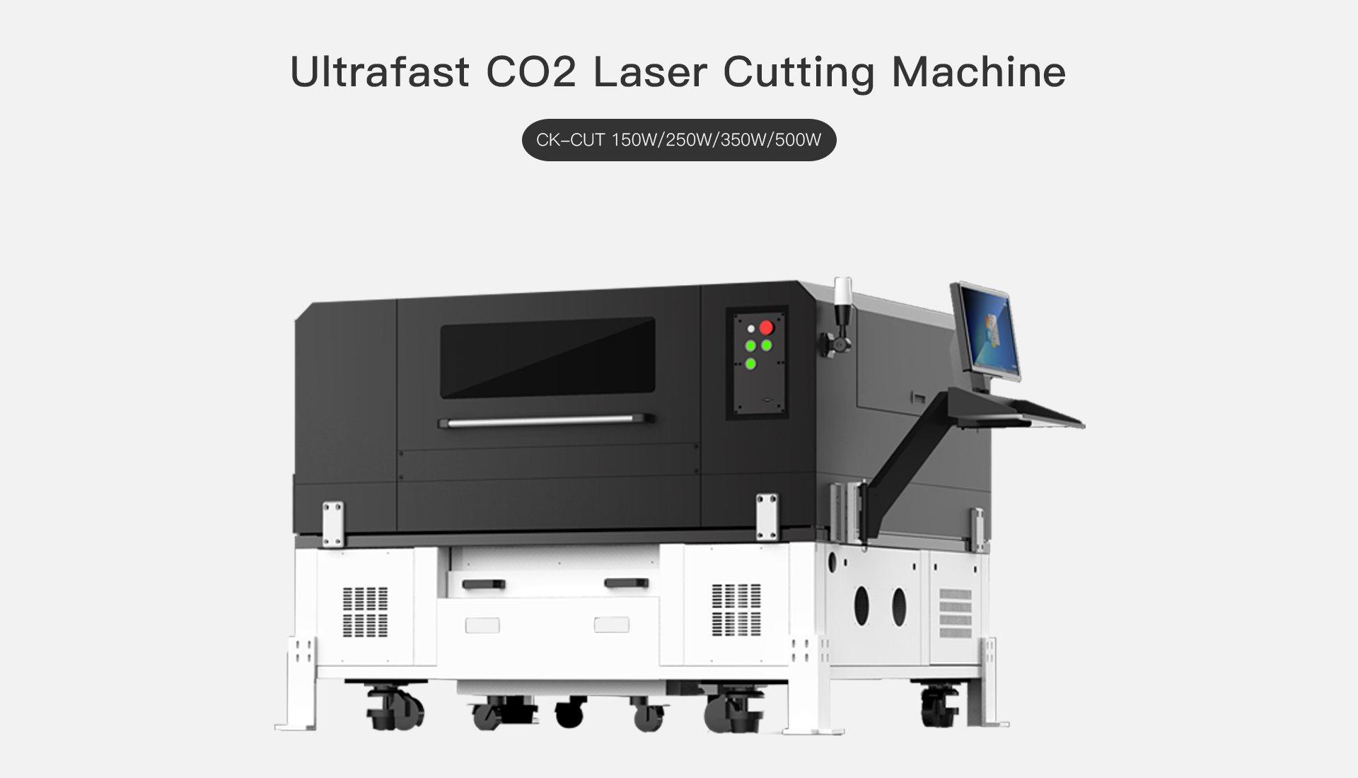 professional Taste Laser cutting machine