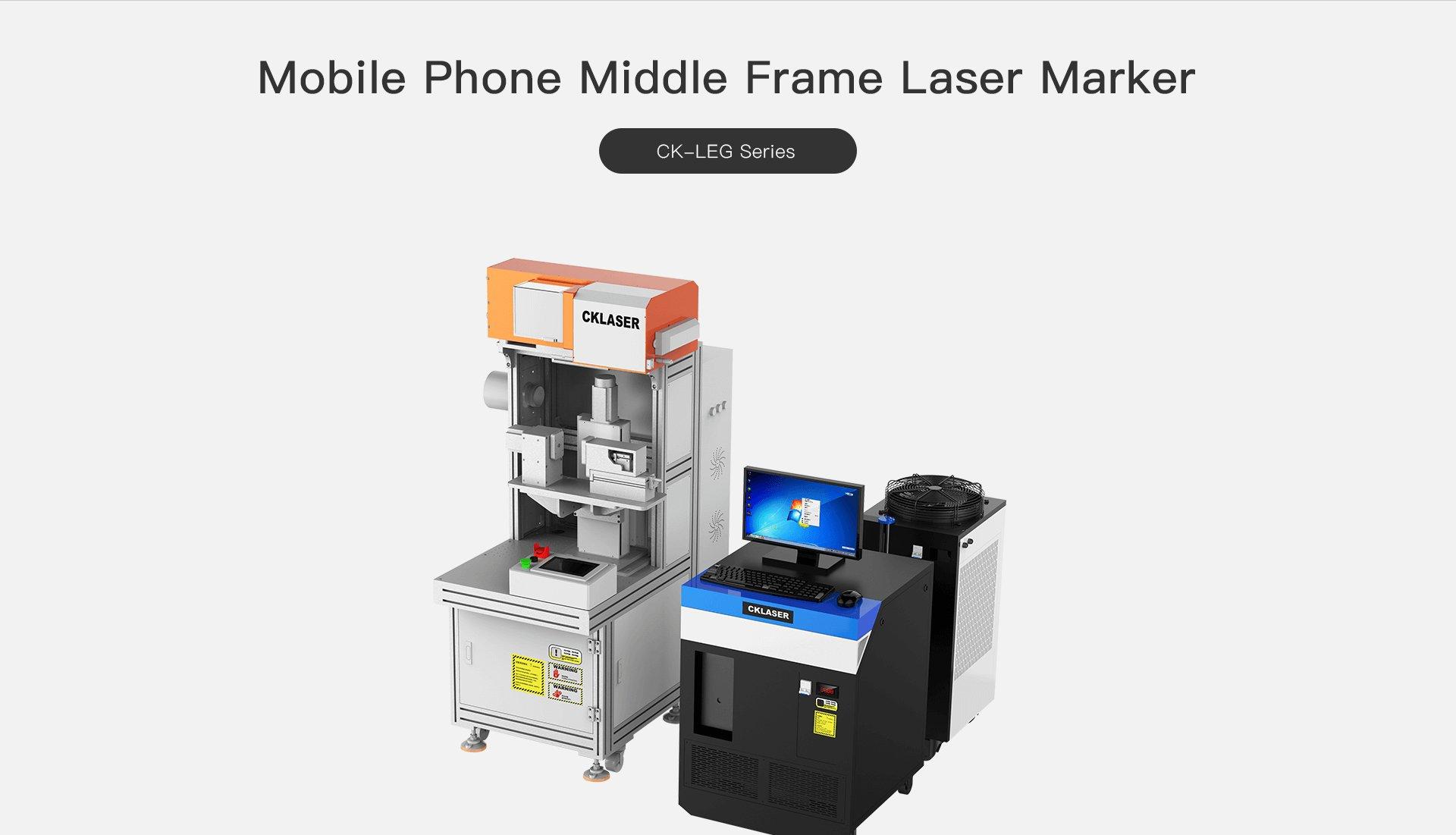 Taste Laser-mobile laser marking