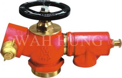 """WH007 3""""x2""""英式水壓調控消火栓"""