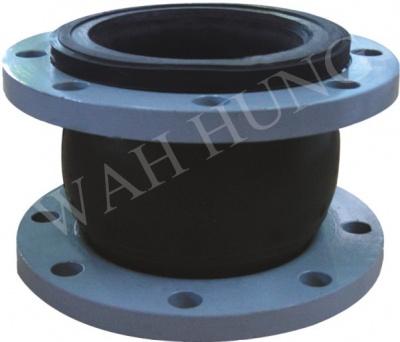 WH034 橡膠避震接頭(單鼓)