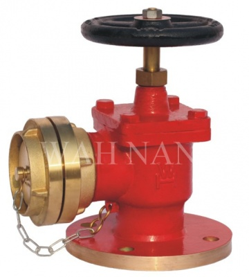 WH052 Marine flanged hydrant