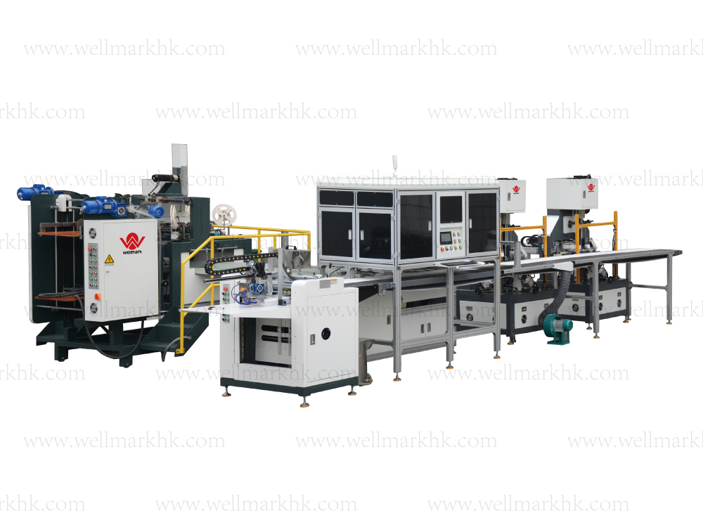 Full Automatic Multi-functional Intelligent Box Making Machine
