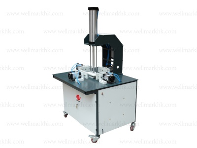 Rigid Box Air Bubbles Pressing Machine