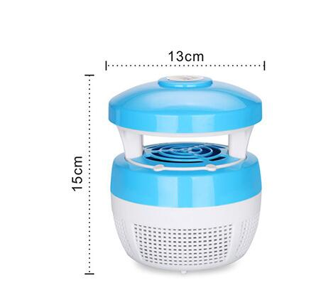 Mosquito Killer Fly and Insect Killer UV Light Attract to Zap Flying Insects