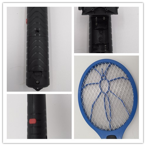 Electric Flyswatter Pest Control Mosquito Bat House Fly
