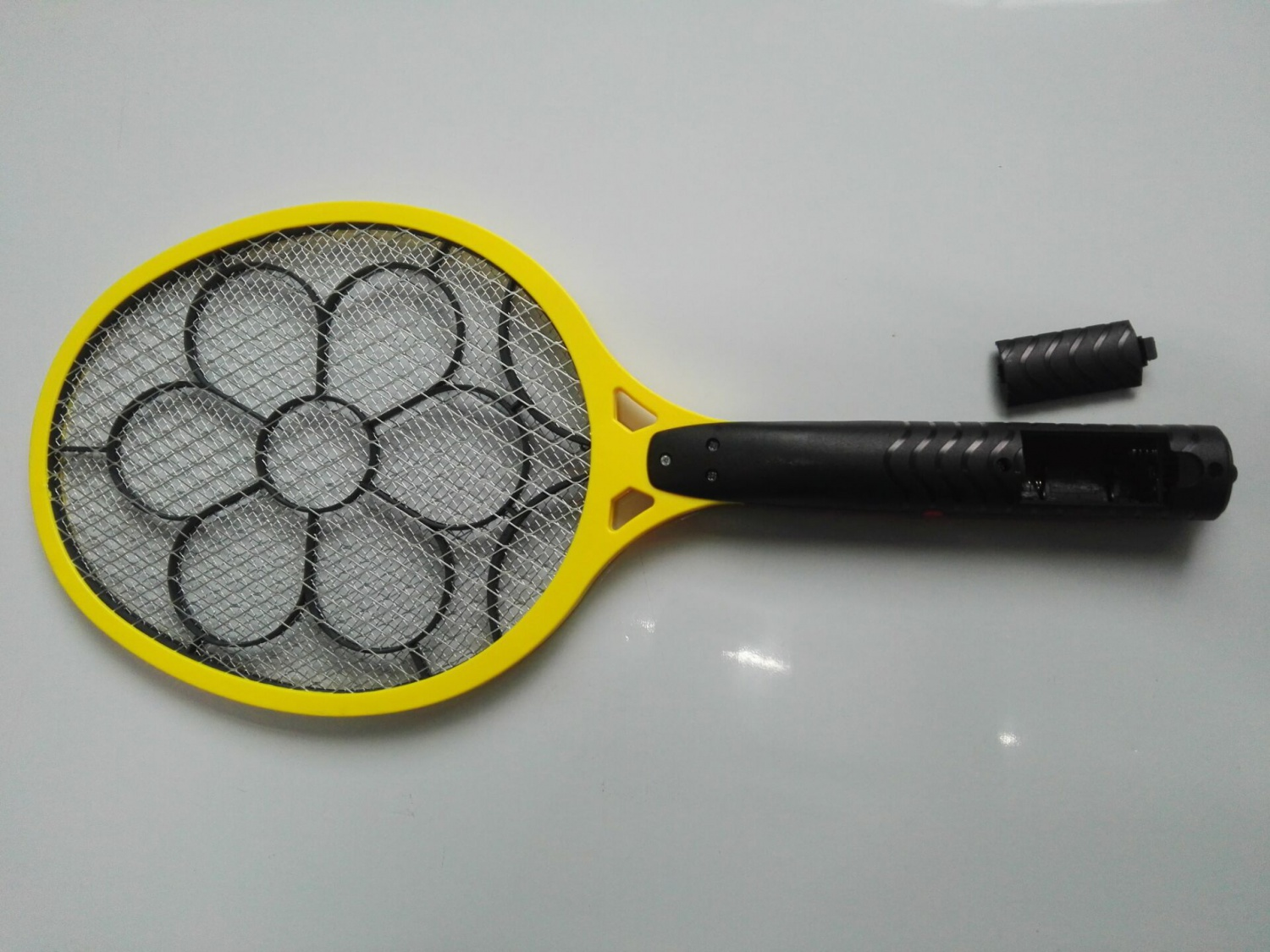 Rechargeable Bug Zapper Racket Electric Fly Swatter and Mosquito Killer USB Charging