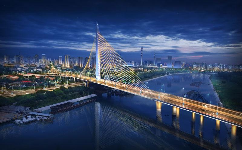 桥梁照明设计