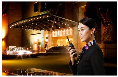 民航航空公司无线对讲指挥调度解决方案