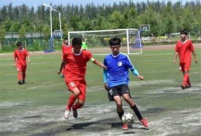 【省十三运】9市400名运动员齐聚盘锦,青少年组男子足球开赛