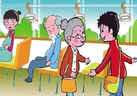 """妈妈,你也会变老""""!盘锦10路公交车上,男孩给老人让座妈妈阻拦……"""