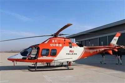 东北地区首飞!盘锦实现直升飞机高速公路空中巡航
