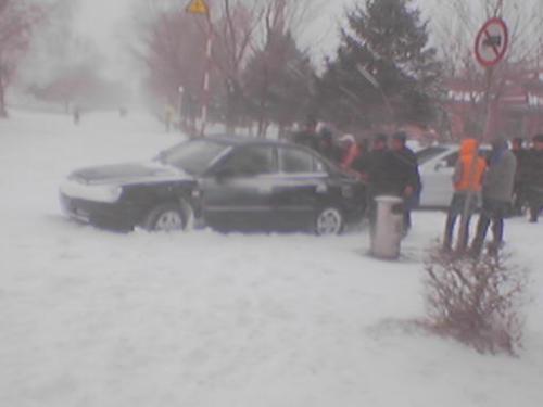 元宵节要到了,大家还记得07年正月十五的暴风雪吗?