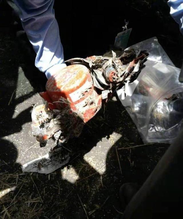 埃航坠机黑匣子找到:飞行员2次挽救,目击者:机尾着火俯冲