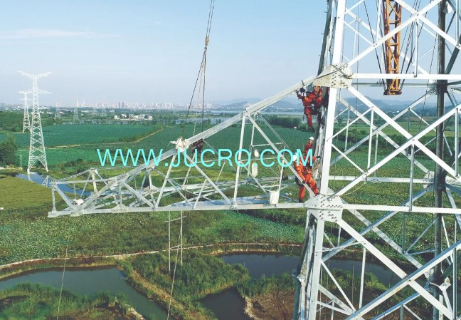 Green power surging Jingchu - state grid Hubei electric power 70 years of grid development